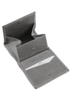 Purse Leather Etrier Silver dakar 200097-vue-porte