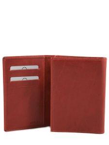 Wallet Leather Etrier Pink dakar 200024-vue-porte