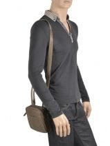 Crossbody Bag Etrier Brown nevada 00021160-vue-porte
