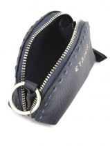 Purse Leather Etrier Black tradition EHER902-vue-porte