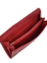 Tout-en-un Cuir Etrier Rouge blanco 600903-vue-porte