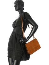 Shoulder Bag Jockey Etrier Black jockey EJOC01-vue-porte