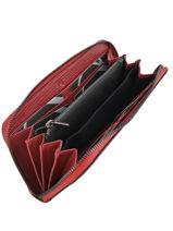 Wallet Leather Etrier Black tess ETESS91-vue-porte