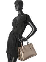 Top Handle Tess Leather Etrier Brown tess ETESS02-vue-porte