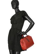 Top Handle Balade Leather Etrier Red balade EBAL09-vue-porte