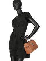 Top Handle Balade Leather Etrier Yellow balade EBAL10-vue-porte