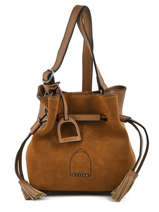 Crossbody Bag Jockey Etrier Brown jockey EJOC07