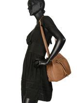 Bucket Bag Natte Etrier Bruin natte ENTT07-vue-porte