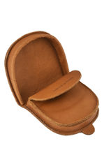Purse Leather Etrier Gold western 47704-vue-porte
