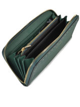 Wallet Leather Etrier White tradition EHER91-vue-porte