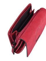 Leather Jockey Wallet Etrier Orange jockey EJOC92-vue-porte