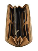 Wallet Leather Etrier Brown tornade ETOR91-vue-porte