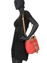 Crossbody Bag Tornade Leather Etrier Red tornade ETOR07-vue-porte