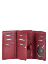Portefeuille Tradition Cuir Etrier Rouge tradition EHER95-vue-porte