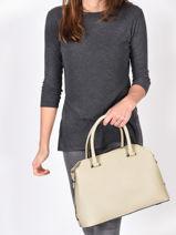 Top Handle Balade Leather Etrier Beige balade EBAL06-vue-porte