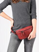 Belt Bag Balade Etrier Red balade EBAL15-vue-porte