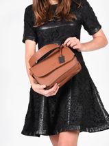 Top Handle Ecuyer Leather Etrier Black ecuyer EECU01-vue-porte