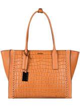 Shoulder Bag A4 Arizona Leather Etrier Brown arizona EARI26