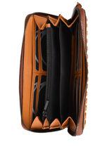 Arizona Wallet Leather Etrier Brown arizona EARI95-vue-porte