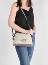 Crossbody Bag Seychelles Naturel Etrier seychelles naturel ESEN25-vue-porte