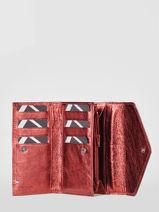 Porte-monnaie Cuir Etrier Rouge etincelle irisee EETI469-vue-porte