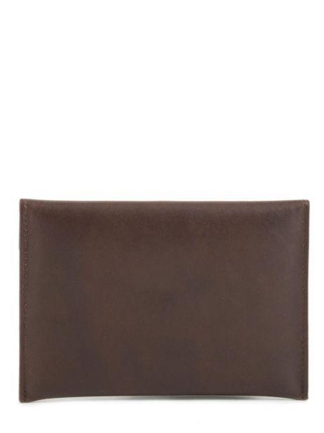 Wallet Leather Etrier Brown dakar 200054 other view 2