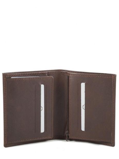 Wallet Leather Etrier Brown dakar 200624 other view 3