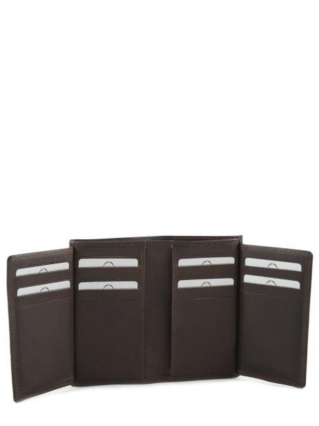 Card Holder Leather Etrier Brown dakar 200006 other view 4