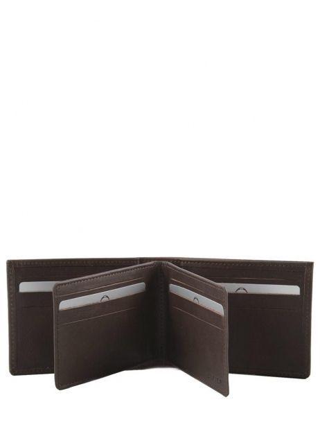 Card Holder Leather Etrier Brown dakar 200139 other view 4