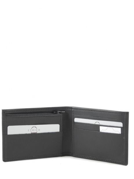 Wallet Leather Etrier Black dakar 200102 other view 3