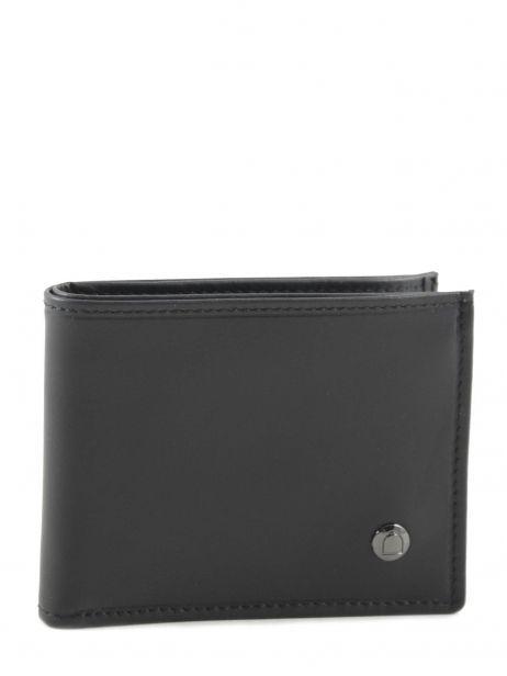 Wallet Leather Etrier Black dakar 200102
