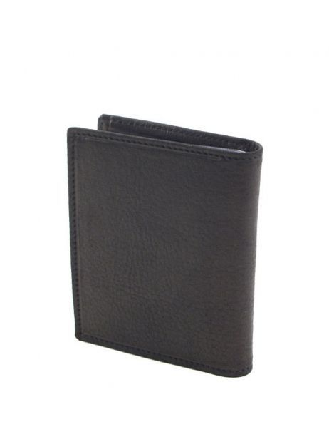 Card Holder Leather Etrier Brown oil - 00790021 other view 1