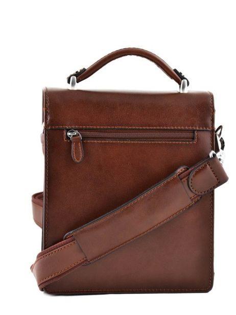 Messenger Bag 2 Compartments Etrier Black 63026 other view 4
