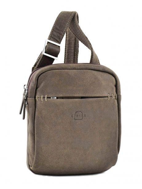 Crossbody Bag Etrier Beige nevada 00021160