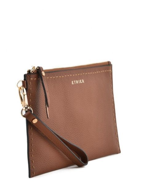 Case Leather Etrier Brown tradition EHER906 other view 1