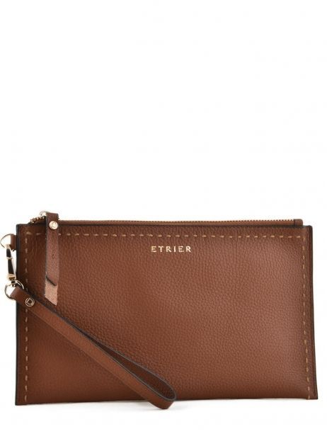 Case Leather Etrier Brown tradition EHER906