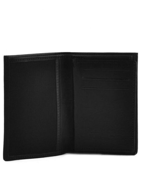 Wallet Leather Etrier Black oil - 00790027 other view 4