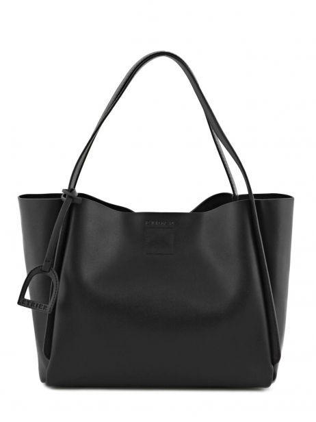 Shoulder Bag Kyo Leather Etrier Black kyo EKY602