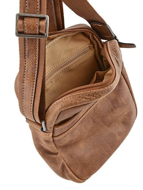 Crossbody Bag Etrier Brown spider S83601 other view 6