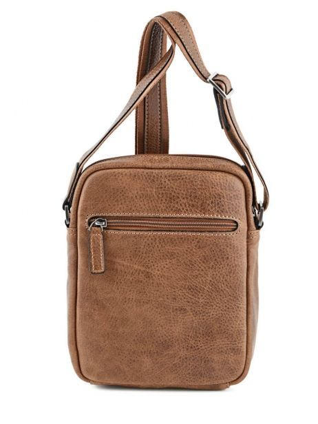 Crossbody Bag Etrier Brown spider S83601 other view 5