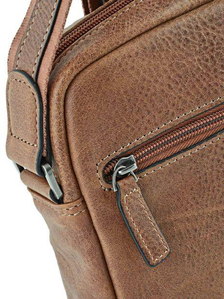 Crossbody Bag Etrier Brown spider S83601 other view 1