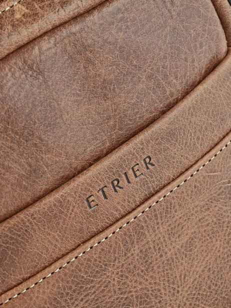 Crossbody Bag Etrier Brown spider S83601 other view 2