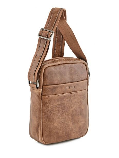 Crossbody Bag Etrier Brown spider S83601 other view 4
