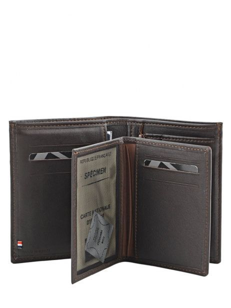 Wallet Leather Etrier Brown dakar 200247 other view 3