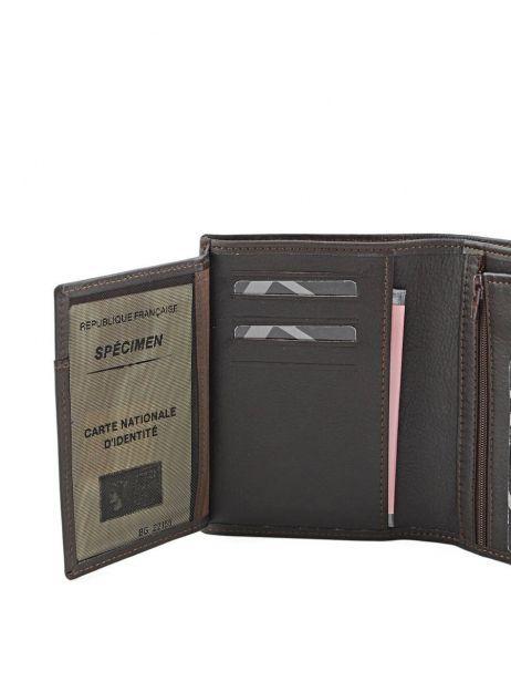 Wallet Leather Etrier Brown dakar 200271 other view 4