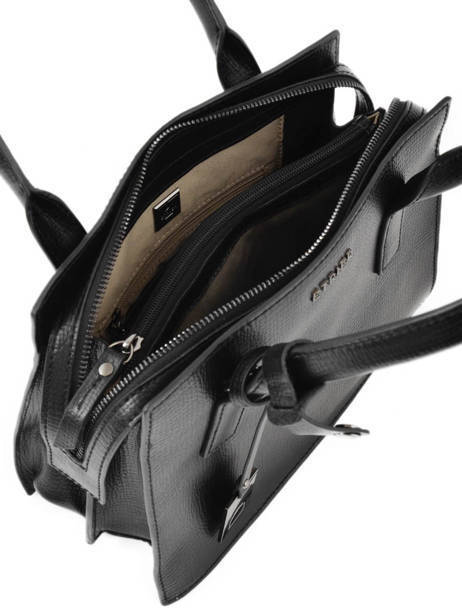 Top Handle Tess Leather Etrier Black tess ETESS02 other view 6
