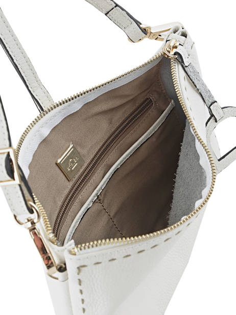 Crossbody Bag Tradition Leather Etrier White tradition EHER014 other view 4