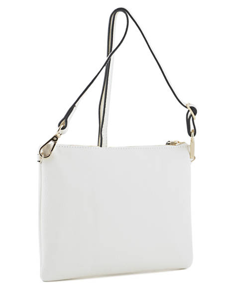Crossbody Bag Tradition Leather Etrier White tradition EHER014 other view 3