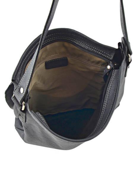 Crossbody Bag Etrier Black spider S83812 other view 4