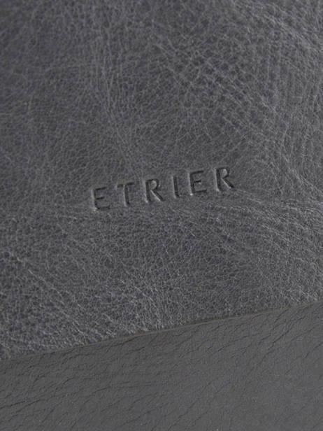 Crossbody Bag Etrier Black spider S83812 other view 1